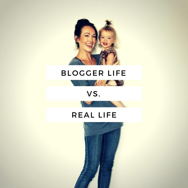Blogger Life Vs Real Life Creative Fashion Blog